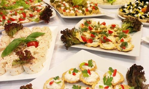 Zdjęcia cateringów